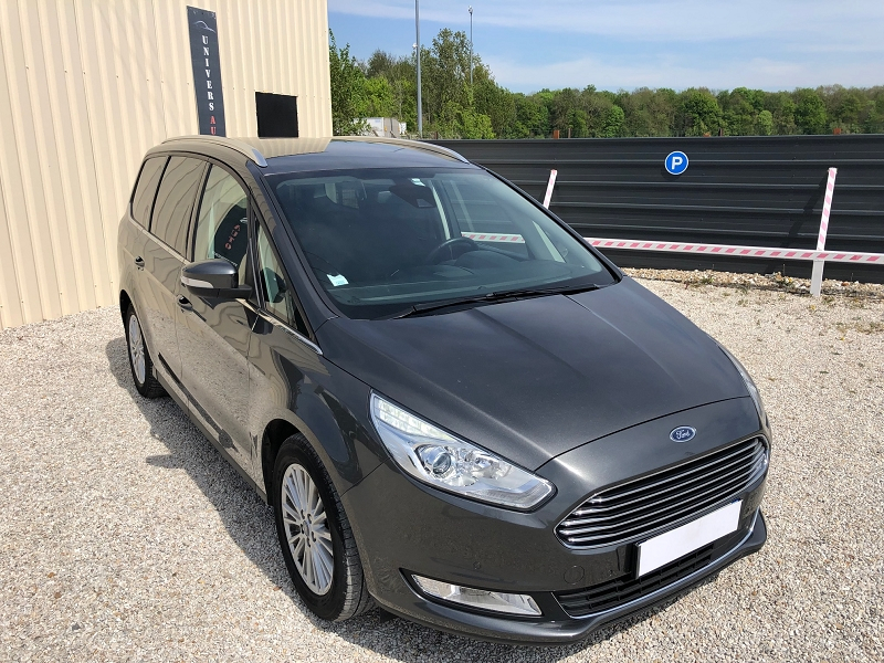Photo 1 de l'offre de FORD GALAXY 2.0 TDCI 150CH STOP&START TITANIUM POWERSHIFT à 17690€ chez Univers auto