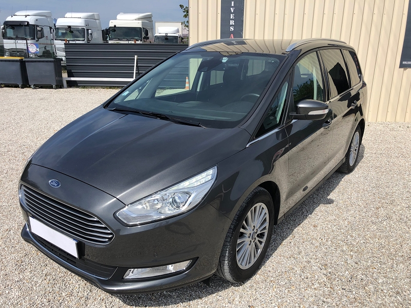 Photo 5 de l'offre de FORD GALAXY 2.0 TDCI 150CH STOP&START TITANIUM POWERSHIFT à 17690€ chez Univers auto
